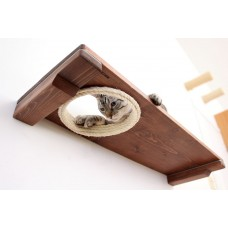 34 inch Escape Hatch - Wall Mounted for Cats