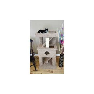 Cat's Choice Solid Wood Cat Play Gym
