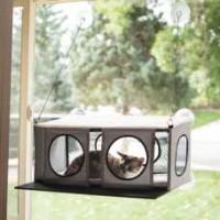 K&H Pet Products EZ Mount Cat Penthouse