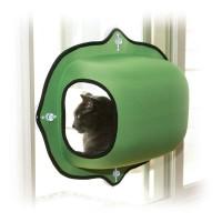K&H Pet Products EZ Mount Window Pod Kitty Sill